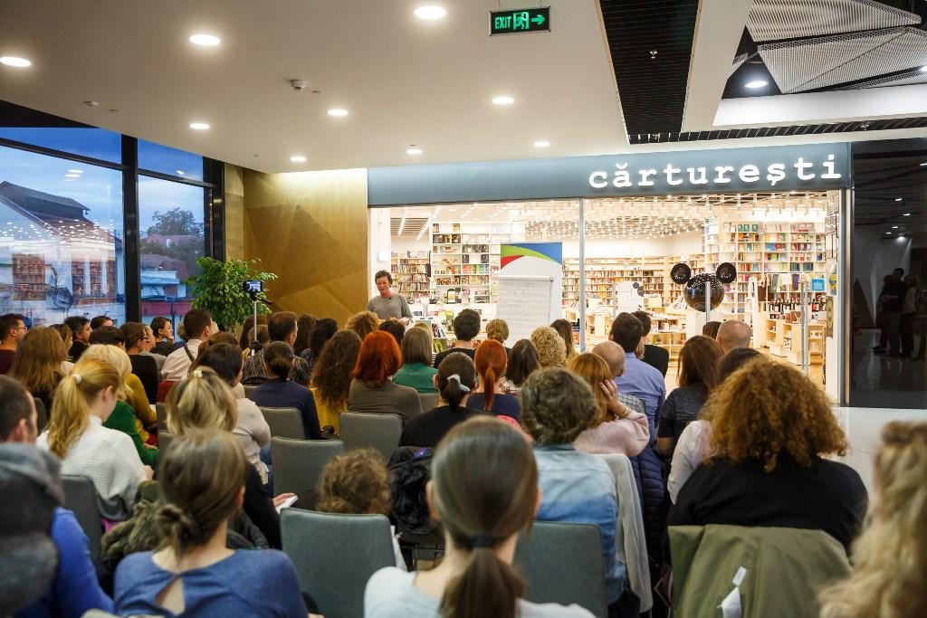 Luni de poveste la Carturesti, Platinia Shopping Center - Despre relații - Gabriela HUM