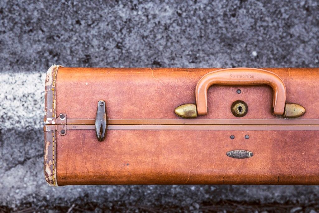 Suitcase-Ryan McGuire